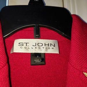St John Jacket size 2